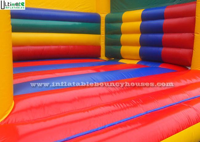 Little Kids Jumping Castles / Commercial Grade Bounce Houses for Advertisement