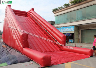Outdoor Events Inflatable Ball Suit , Red Inflatable Pool Toys EN14960