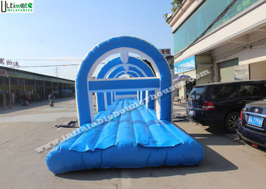 Kids And Adults Funny Inflatable Water Slip And Slide 20m Long