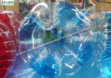 TPU / PVC Inflatable Bumper Ball Body Zorb Ball For Kids And Adults