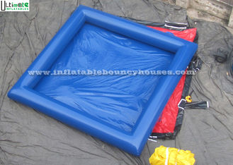 China Commercial Inflatable Water Pools Airtight Big For Kids Sand Entertaiment supplier