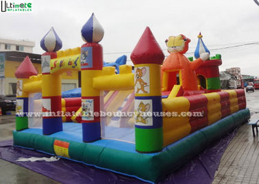 Tom N Jerry Inflatable Amusement Parks For Indoor Playground Fun