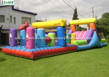 China Reusable Backyard Inflatable Toy Large Environmental Friendly supplier