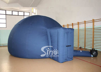 China Mobile small starlab inflatable planetarium dome tent for school and cinema projection tent supplier