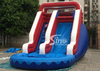 Verruckt Commercial Inflatable Water Slides Games with 1st Class PVC Tarpaulin