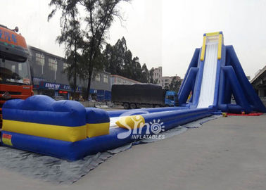 10m high giant blow up hippo inflatable adult water slide with lead free material for inflatable water park
