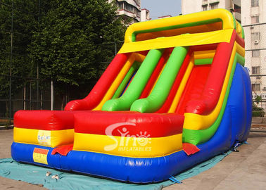 Kids Inflatable Slide Commercial Grade Outdoor Inflatable Bouncers