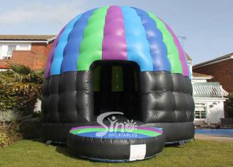 China Commercial Grade Disco Bouncy Castle Dome For Parties From Ultimate Inflatables supplier