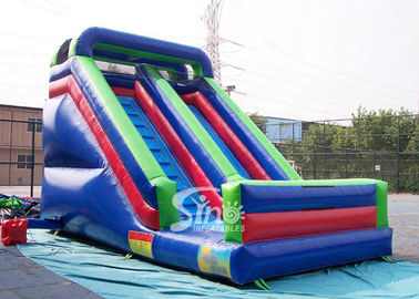 Commercial grade front load inflatable slide for kids fun outdoor parties