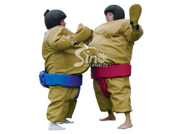 China Kids N adults inflatable sumo wrestling suits made in China Sino Inflatables factory supplier