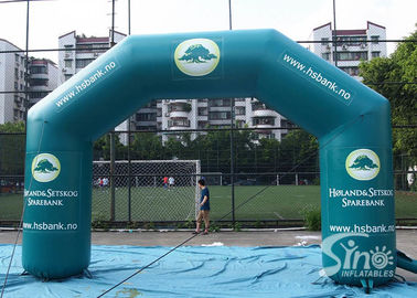 China Big outdoor advertising inflatable arch for promotion supplier