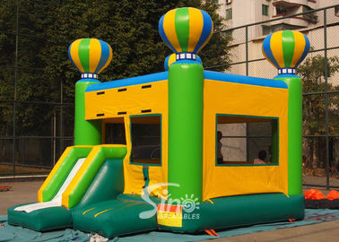 China Crazy fun outdoor kids inflatable balloon combo castle on sale made of best pvc tarpaulin from Sino Inflatables supplier