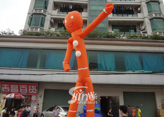 China Dancing Man Inflatable Advertising Products supplier