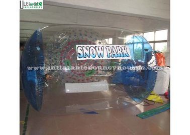 Clear Big Water Roller With Logo N Inflatable Ball Bubble Rollers for Rent
