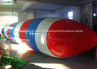 China Verruckt  Blob Jump Inflatable Water Toys For Outdoor High Jump On Water supplier