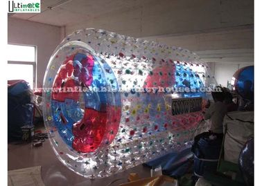 Adults Or Children Inflatable Water Roller With Logo For Outdoor Activities
