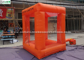 Crazy Funny Cash Cube Inflatable Game For Indoor N Outdoor Activities