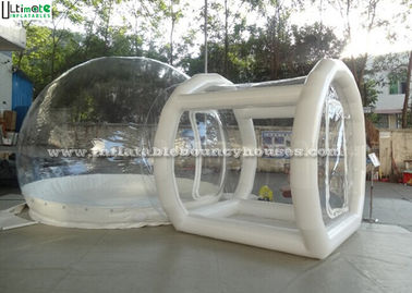 China Transparent Inflatable Bubble Tent Or Air Inflatable Tents for Camping supplier
