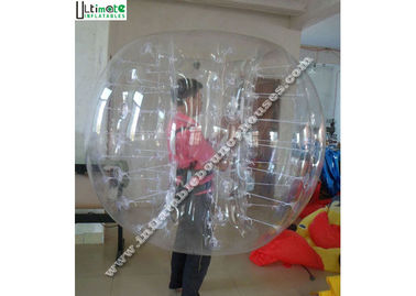 China Transparent Outdoor Big Inflatable Hamster Ball For Humans / People supplier