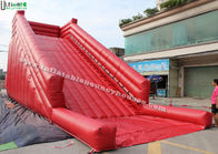 China Outdoor Events Inflatable Ball Suit , Red Inflatable Pool Toys EN14960 factory