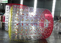 China Adults / Children Human Zorb Ball , Clear Water Zorb Ball Hand Painting factory