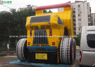 China New Dump Car Inflatable Bouncers Reliable And Durable Material factory