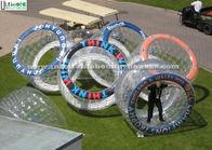 China Aqua Land Printing Body Zorbing Balls TPU Or PVC 2.0-3.0 Meters factory