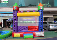 China Backyard Kids Inflatable Jumping Castles With Custom Made Logo factory