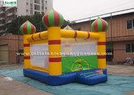 China Balloon Inflatable Bounce Castle , Outdoor Kids Inflatable Bounce House factory