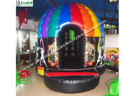 China Adults Disco Dome Inflatable Bouncer Commercial Digital Printing factory