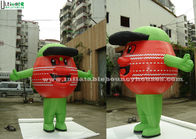 China Outdoor Advertising Inflatables Custom Inflatable Golf Ball Costume factory