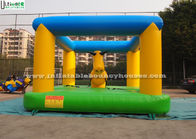 China Big Adult Inflatable Bounce Castle Cute Pony 0.55mm PVC Tarpaulin factory