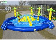 China Giant Inflatable Jungle Island Water Park Lead Free Pvc Tarpaulin factory