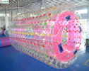 China 2.6 - 3.0 Diameters Inflatable Zorb Balls TPU / PVC Inflatable Water Roller Ball factory