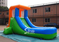 oddler mini inflatable water slide for backyard play from China Sino Inflatables