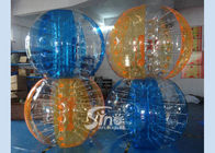 Colorful kids N adults interaction inflatable bubble ball with quality harness from Sino inflatables