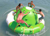 4m dia. 4 person children N adults inflatable water spinner for playing water entertainment
