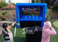 China Kids N Adults Indoor Inflatable Archery Tag Game With Hover Balls For Archery Target Sports company