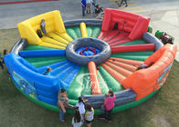 China Life Size Giant Human Inflatable Hungry Hippos Game For Kids N Adults Interactive Entertainment company