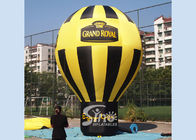 China Outdoor Grand Open Roof Top Large Inflatable Balloons Personalized , EN14960 Standard company
