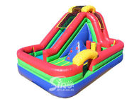Commercial kid inflatable playground made of lead free pvc tarpaulin from China inflatable factory
