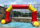 Custom made outdoor inflatable arch for celebration activities