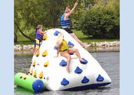 Outdoor commercial use iceberg inflatable water game for sale from China inflatable water toy factory