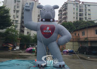 5m High Outdoor giant Inflatable Mascot for promotion and decoraction