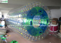 China 2.8M Long TPU Body Zorbing Bubble Ball Walk On Water Inflatable Ball company