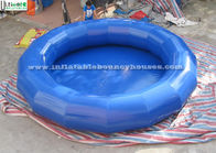 China Portable Mini Round Inflatable Water Pools Made Of 650g/m2 PVC Tarpaulin factory