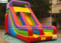Good Quality Inflatable Bounce Houses & Children Party Toboganes Juegos Inflables Made Of 18 OZ PVC Tarpaulin on sale
