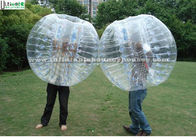 China OEM Funny Small Clear Inflatable Bumper Ball Roll Inside Inflatable Ball For Kids factory
