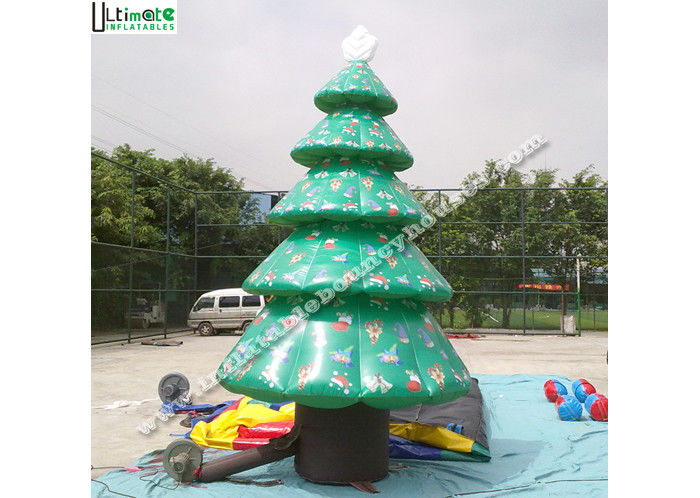 outdoor giant advertising inflatables inflatable christmas tree