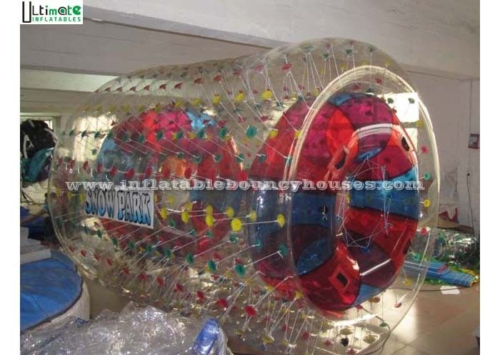 ball you get inside. polyether tpu or pvc inflatable zorb balls roller / you can get inside ball